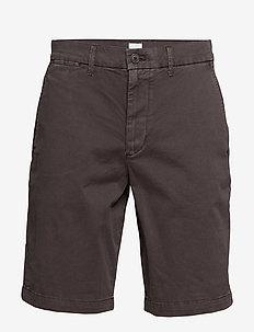 Vintage Khaki Shorts - BLUE SLATE