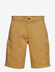 "10"" Vintage Shorts - chinos shorts - dried straw"