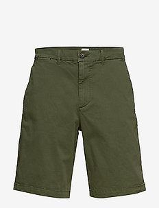 Vintage Khaki Shorts - SPRING OLIVE