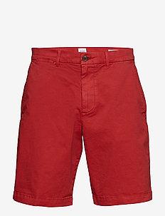 Vintage Khaki Shorts - WEATHERED RED