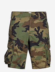 "11"" Twill Cargo Shorts with GapFlex - casual shorts - camouflage"