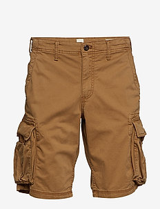 "11"" Twill Cargo Shorts with GapFlex - casual shorts - palomino brown global"