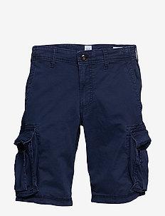 """11"""" Twill Cargo Shorts with GapFlex - TRUE NAVY V2"""