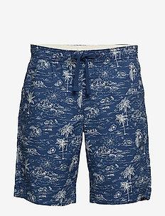 "9"" Easy Shorts - ELYSIAN BLUE"