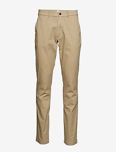 Modern Khakis in Slim Fit with GapFlex - KHAKI