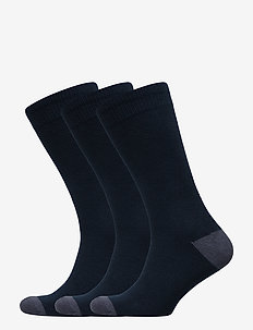 Crew Socks (3-Pack) - regular socks - new classic navy