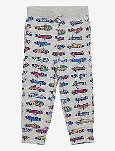 Toddler Print Pull-On Joggers - pantalons - cars