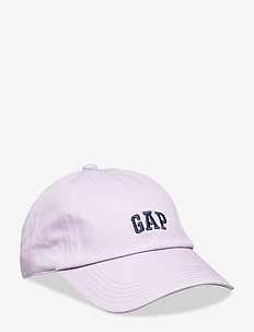 V-MICRO LOGO BASEBALL HAT - casquettes - lavender pink