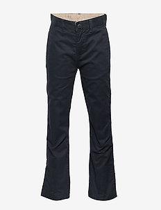 Kids Uniform Straight Khakis with Gap Shield - bukser - true navy v2