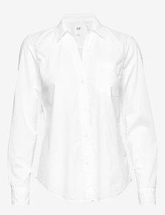 FB SHIRT WHITE - OPTIC WHITE 1