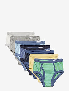 Toddler Days-of-the-Week Briefs (7-Pack) - MULTI