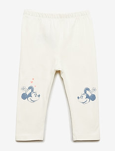 babyGap | Disney Minnie Mouse Leggings - IVORY FROST