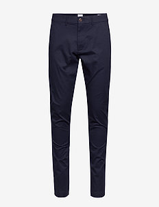 Modern Khakis in Skinny Fit with GapFlex - pantalons chino - new classic navy