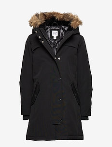 Kids ColdControl Ultra Max Down Parka - parkas - true black