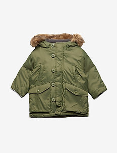 Toddler ColdControl Ultra Max Down Parka - parkas - desert cactus