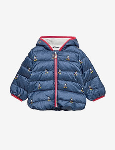 babyGap | Disney Mickey Mouse ColdControl Ultra Max Down - HEATHER NAVY BAB071