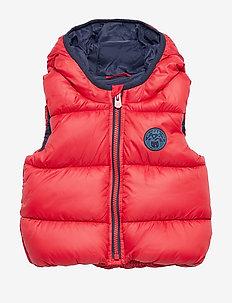 Baby ColdControl Max Vest - veste - modern red 2