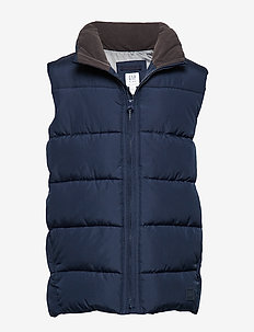 Kids ColdControl Max Puffer Vest - TAPESTRY NAVY