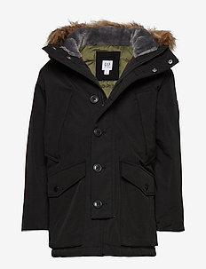Kids ColdControl Ultra Max Down Parka - parkas - true black v2