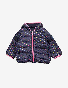 Baby ColdControl Lightweight Puffer - puffer & padded - navy uniform