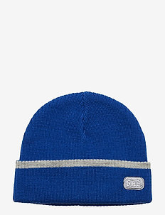 Toddler Ribbed Beanie - BRILLIANT BLUE