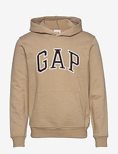 Gap Logo Pullover Hoodie - pulls à capuche - chino academy