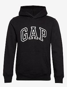 Gap Arch Logo Hoodie - hoodies - true black v2 2