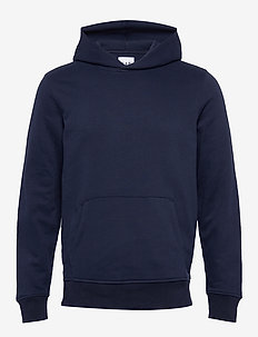 Vintage Soft Carbonized Pullover Hoodie - TAPESTRY NAVY
