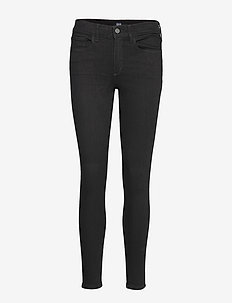 Mid Rise Favorite Jeggings - TRUE BLACK V2 2