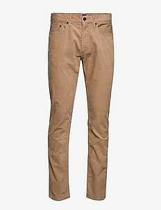 Slim Fit Cords with GapFlex - regular jeans - mojave