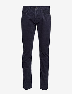 Slim Fit Cords with GapFlex - regular jeans - new classic navy