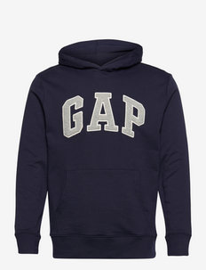 XLS FT ARCH PO HD - basic sweatshirts - tapestry navy