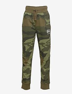 FT TIP SLIM SWTPT - sweatpants - green camo