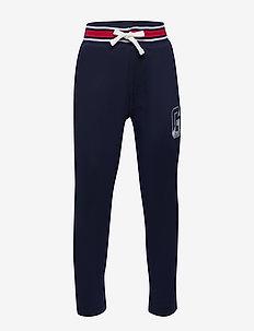 FT TIP SLIM SWTPT - sweatpants - tapestry navy