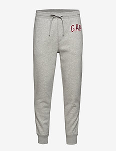 Gap Logo Joggers - sweat pants - b10 grey heather