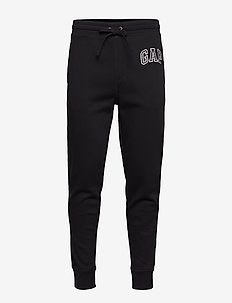 Gap Logo Joggers - sweat pants - true black v2 2