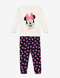 babyGap | Disney Minnie Mouse PJ Set - SNOWFLAKE MILK