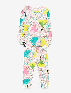 babyGap | Disney Princess PJ Set - SNOWFLAKE MILK