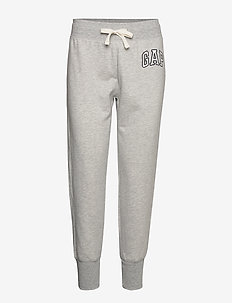 Gap Logo Joggers - jogginghosen - light heather grey