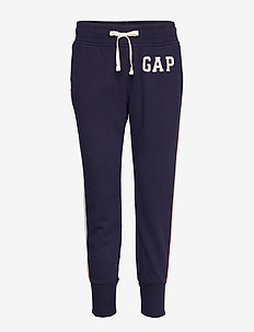 Gap Logo Colorblock Joggers - NAVY UNIFORM