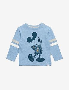 babyGap | Disney Mickey Mouse T-Shirt - BUXTON BLUE
