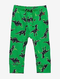 Baby Print Pull-On Pants - bukser - lush green