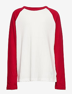 SH LS PERF RGN - NEW OFF WHITE