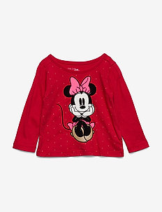 babyGap | Disney Minnie Mouse T-Shirt - MODERN RED 2