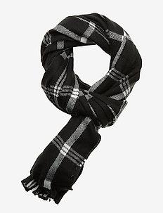V-COZY SCARF - scarves - true black v2