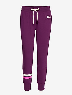 V-GAP HALF ZIP JGR - BEACH PLUM