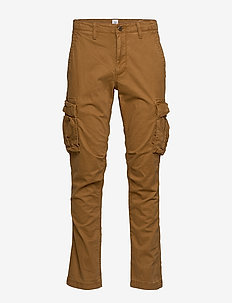 Cargo Pants with GapFlex - bojówki - palomino brown global