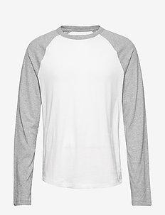Vintage Soft Raglan T-Shirt - CARLS STONE
