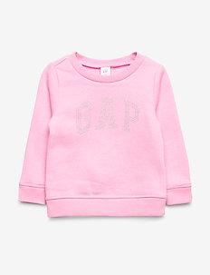 Toddler Gap Logo Sweatshirt - PARISIAN PINK