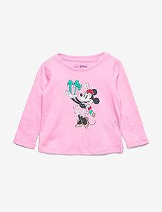 babyGap | Disney Minnie Mouse T-Shirt - PARISIAN PINK